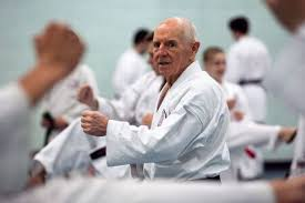 Ageing Well with Karate 1