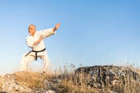 Ageing Well with Karate 3